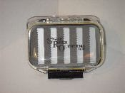 SRO Logo Waterproof 2 Sided Fly Boxes - Extra Small