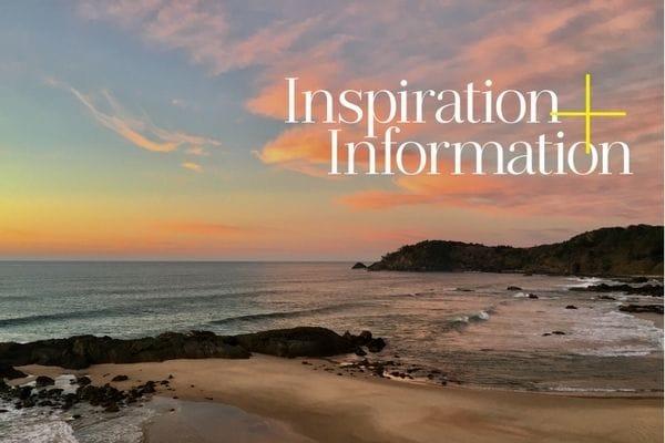 Weekend Inspiration 18-20 August