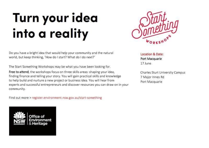CSU Start Something Workshop