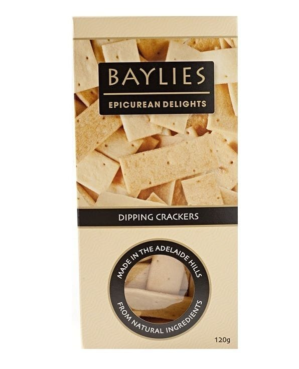 Dipping Crackers 120g