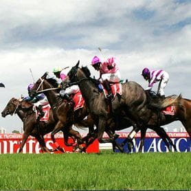 $110M FOR RACING INFRASTRUCTURE