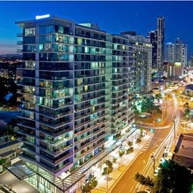'MINI BOOM' FOR WYNDHAM SURFERS PARADISE