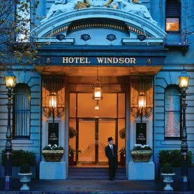 A WEEKEND AT THE WINDSOR