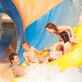 BIG BOOST IN VISITORS FOR COAST THEME PARKS