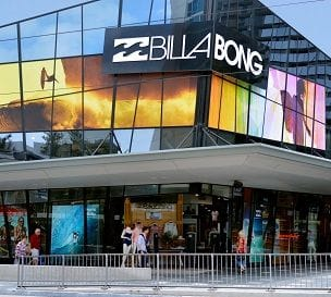 BILLABONG VOWS CLASS ACTION WILL BE NO DISTRACTION