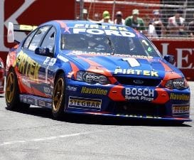 GC600 BOSS REVS UP 'PARTY TOWN'