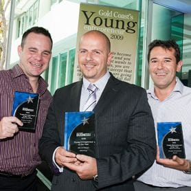 Gold Coast Business News Young Entrepreneur Awards 2009