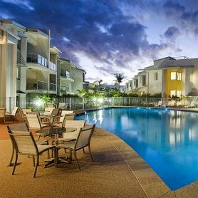 HYATT WALKS AWAY FROM PALMER'S COOLUM RESORT