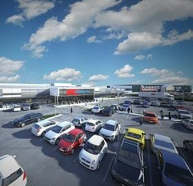 KMART SEES OXENFORD AS HOT PROPERTY