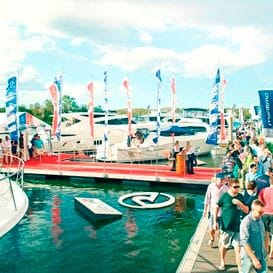 MISSION ACCOMPLISHED FOR BOAT SHOW