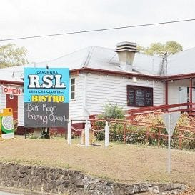 NERANG RSL KEEPS CANUNGRA IN BUSINESS