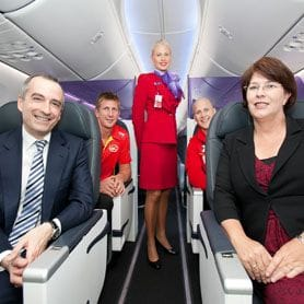 NEW BUSINESS CLASS SERVICE FOR GOLD COAST