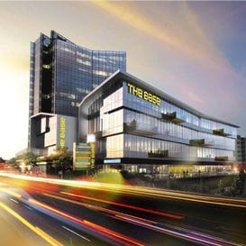 NEW COMMERCIAL OFFICE FOR ROBINA
