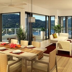 OUTRIGGER JOINS MERIDIEN IN AIRLIE