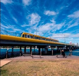 REAL TEST BEGINS FOR GOLD COAST TRAM SERVICES
