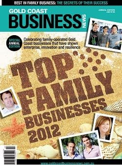 REVEALED: GOLD COAST'S TOP FAMILY BUSINESSES IN 2012