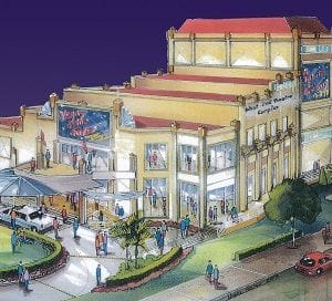 SPOTLIGHT ON $65M BROADWATER THEATRE PLAN