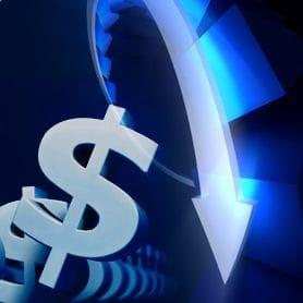 SURPRISE RATE CUT PUTS PRESSURE ON BANKS