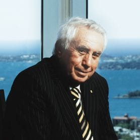TRIGUBOFF BACKS GOLD COAST PROPERTY MARKET