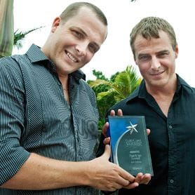 UNIT BROTHERS NAMED YOUNG ENTREPRENEURS OF THE YEAR