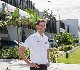 VON BIBRA SNARES 'CAR PARK' AT ROBINA