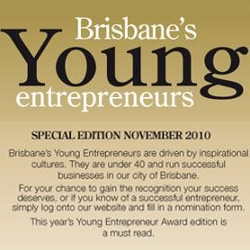 ARE YOU THE NEXT YOUNG ENTREPRENEUR OF THE YEAR?