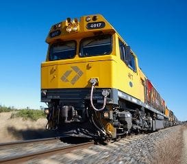 AURIZON AND BAOSTEEL SEAL THE DEAL