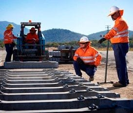 AURIZON AND BAOSTEEL SECURE TAKEOVER