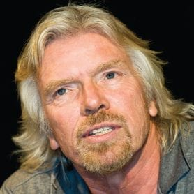BRANSON STEPS UP BIOFUEL RESEARCH