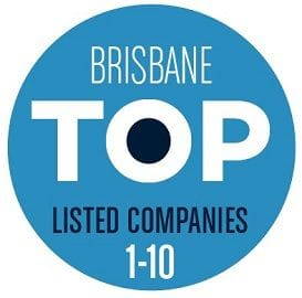 BRISBANE BUSINESS NEWS UNCOVERS THE TOP 50 LISTED COMPANIES 2015: 1-10