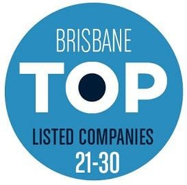 BRISBANE BUSINESS NEWS UNCOVERS THE TOP 50 LISTED COMPANIES 2015: 21-30