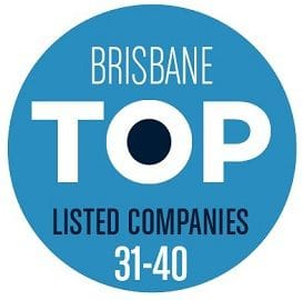 BRISBANE BUSINESS NEWS UNCOVERS THE TOP 50 LISTED COMPANIES 2015: 31-40