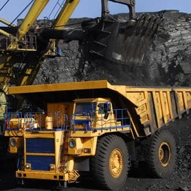 COAL INDUSTRY BUCKLES WITH LOSSES OF $2.3 BILLION