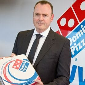 DOMINO'S PIZZA DELIVERS $10.2 MILLION PROFIT