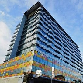 FORTITUDE VALLEY HIGH RISE SELLS FOR $124 MILLION