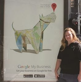 GOOGLE INITIATIVE BOOSTS BUSINESS