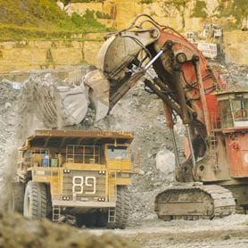 MINING INVESTMENT TO SLUMP BY 40 PER CENT