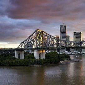 QUEENSLAND LOSES ITS SHINE AS LAND OF OPPORTUNITY