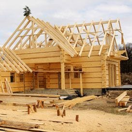 RESIDENTIAL STARTS ON RISE