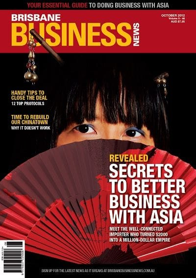 SECRETS OF DOING BUSINESS WITH ASIA REVEALED