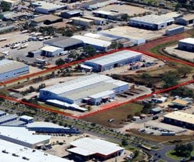 SENTINEL EXPANDS REACH IN TOWNSVILLE
