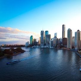 BRISBANE'S BOLD PLAN TO BECOME A NEW WORLD CITY BY 2022