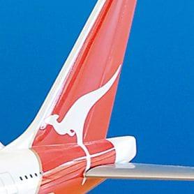 QANTAS AGAIN COMMENCES GOLD COAST-MELBOURNE FLIGHTS