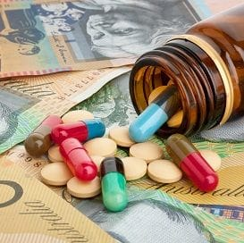 BLUE SKY INVESTS IN PHARMACEUTICAL MARKET