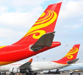 HONG KONG FLIGHTS BOOST CHINA'S TIES WITH COAST