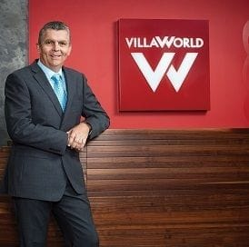 VILLA WORLD BUILDING MOMENTUM FOR A NEW RECORD