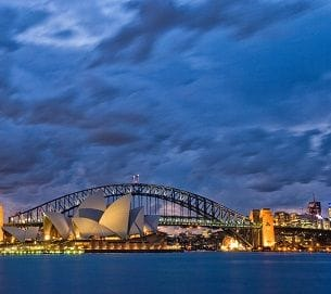 SYDNEY RANKS THIRD FOR GLOBAL PROPERTY INVESTORS