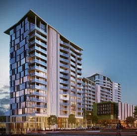 COORPAROO REBIRTH PASSES CONSTRUCTION MILESTONE