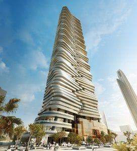 COAST'S NEW $1.2B SUPERTOWER GETS NOD