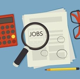 RISE IN JOB ADS POINTS TO SOFT LANDING